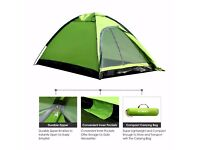 2 person tent with carry bag NEW