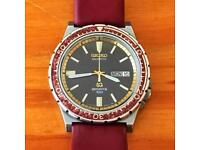 Seiko Quartz SQ Sports 100 Rare Vintage 1981 Watch