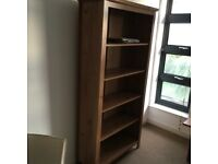 Ikea wood bookcase . Excellent condition