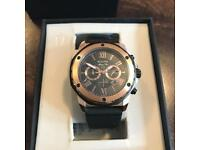 Bulova Gents Rose Gold Watch