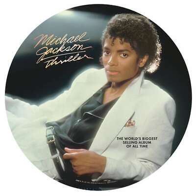 New: MICHAEL JACKSON - Thriller ( Picture Disc ) - Vinyl LP