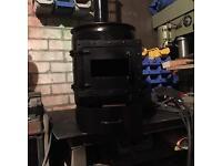 Garden burner / fire pit / stove
