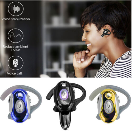 Noise Reduction Bluetooth Stereo Earphone Wireless Over Ear