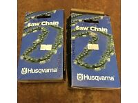 Husqvarna chainsaw chains