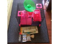 All for small animals, hamsters, mouse, rats or gerbils big bundle. BS16. Fishponds.
