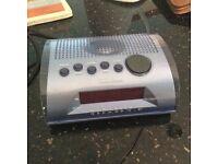 Morphy Richards small Alarm clock
