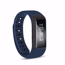 Tonbux Wireless Activity and Sleep Monitor Pedometer Calories Track Smart Fitness Tracker