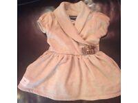 Ralph Lauren jumper dress 18-24 months