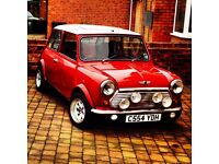 Limited addition classic mini chelsea in Great Condition