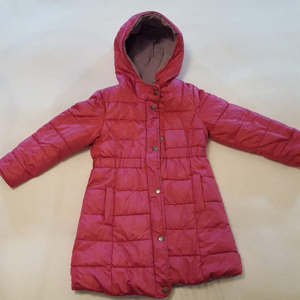 4-5 years girls Vertbaudet winter jacket