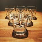 Lot de 6 verres whisky Jack Daniel's on the rocks