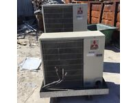 Reclaimed air conditioning units in good condition
