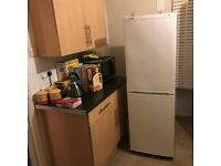 Bosch Classixx White Fridge Freezer Good Condition Delivery Possible