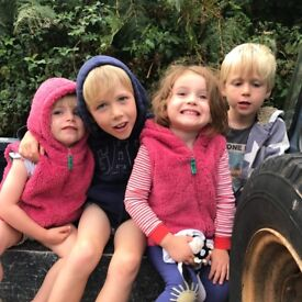 Live-in Au -Pair Wanted to join Busy, Fun Large Family. Excellent English Required.