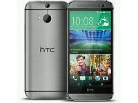 Htc One M8 Black (Unlocked) in good condition