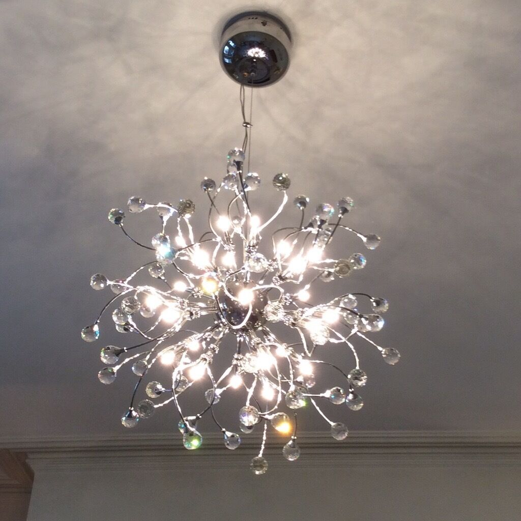 John lewis chandelier chandelier design ideas john lewis chandelier nebula 24 light pendant crystal and chrome aloadofball Image collections