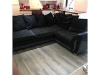 **New DFS Corner Sofa**