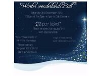 Special needs Christmas formal