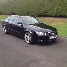 LATE 2005 AUDI A4 1.9 TDI, SE, ONLY 97000 MILES