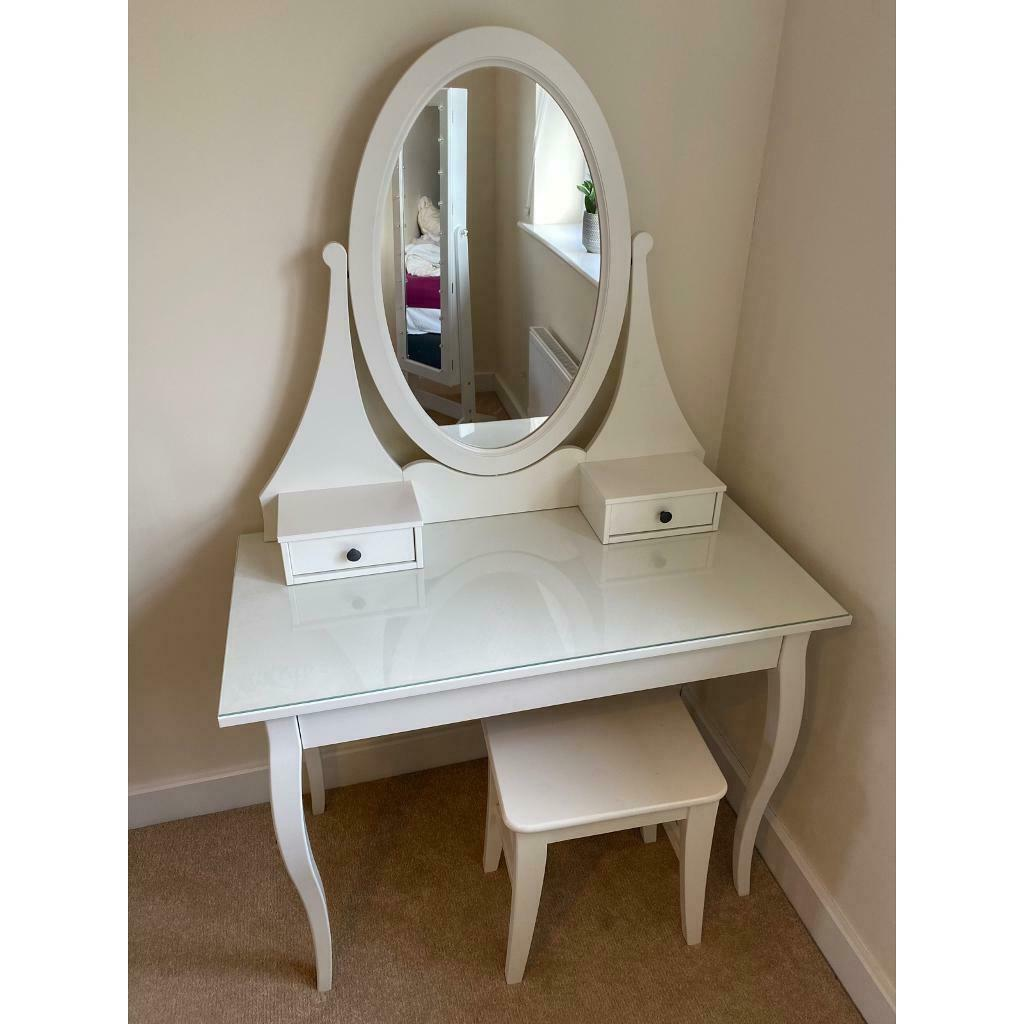 Vanity Mirror Table And Stool In Hinckley Leicestershire Gumtree