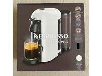 Nespresso Vertuo Plus [ White, Brand New, Un-Wanted Gift ]
