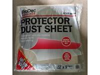 5 brand new Dust Sheets