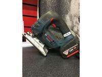 ❄️Bosch Cordless jigsaw GST 18V -li B❄️