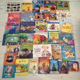 Toddler Bundle of 36 books
