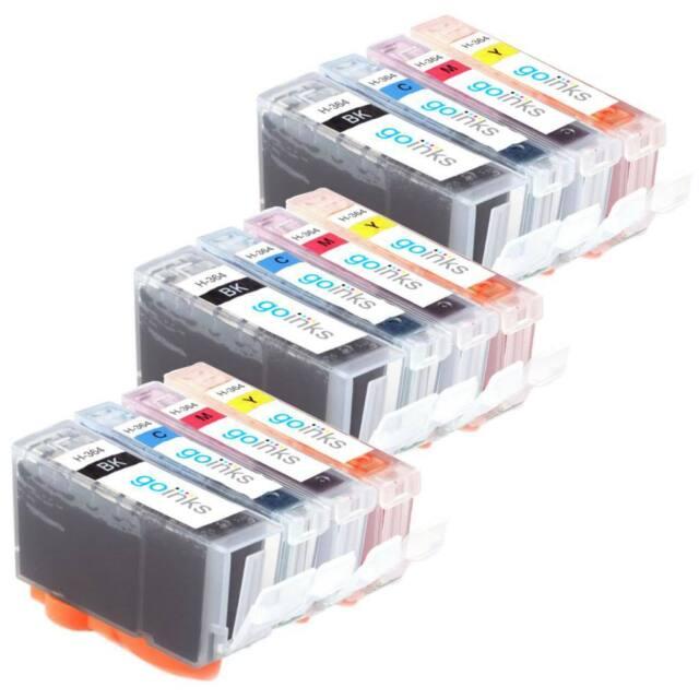 12 Ink Cartridges (Set) for HP Photosmart 5514 B109a B110e D5460 B209c C309n