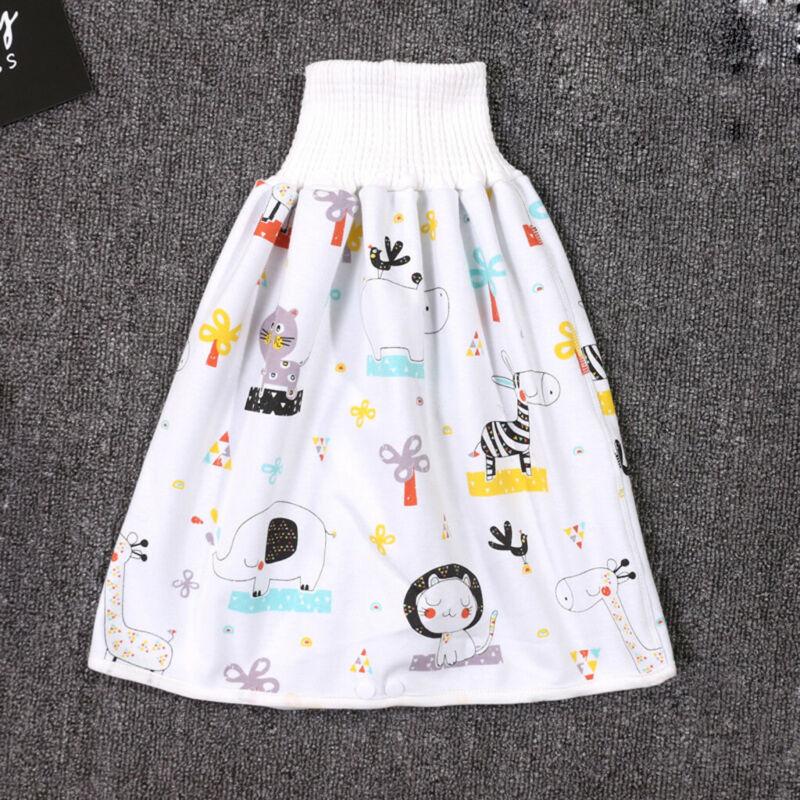 как выглядит Comfy Reusable Baby Diaper Skirt Shorts 2 in 1 Boy