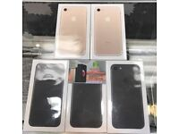 APPLE IPHONE 7 32GB UNLOCKED BRAND NEW SEALED BOXED COMES WITH 12 MONTHS APPLE WARRANTY & RECEIPT
