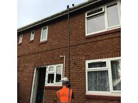 Gutter cleaning leamington,warwick,southam,kenilworth