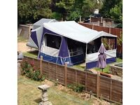 Camp-let Concorde trailer tent 2009 model for sale in EXCELLENT condition