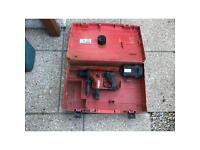 Hilti Drill and Carry Case