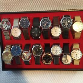 Watches £4 each