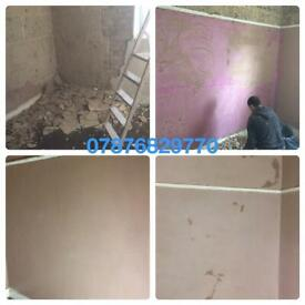 AVAILABLE NOW . EXPERIENCED PLASTERER TEAM