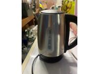 Stylish logik kettle - just £5