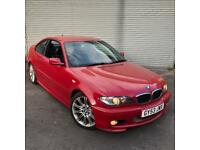 Bmw 320CD 3 Series E46 320 Diesel M Sport / Open To Offers