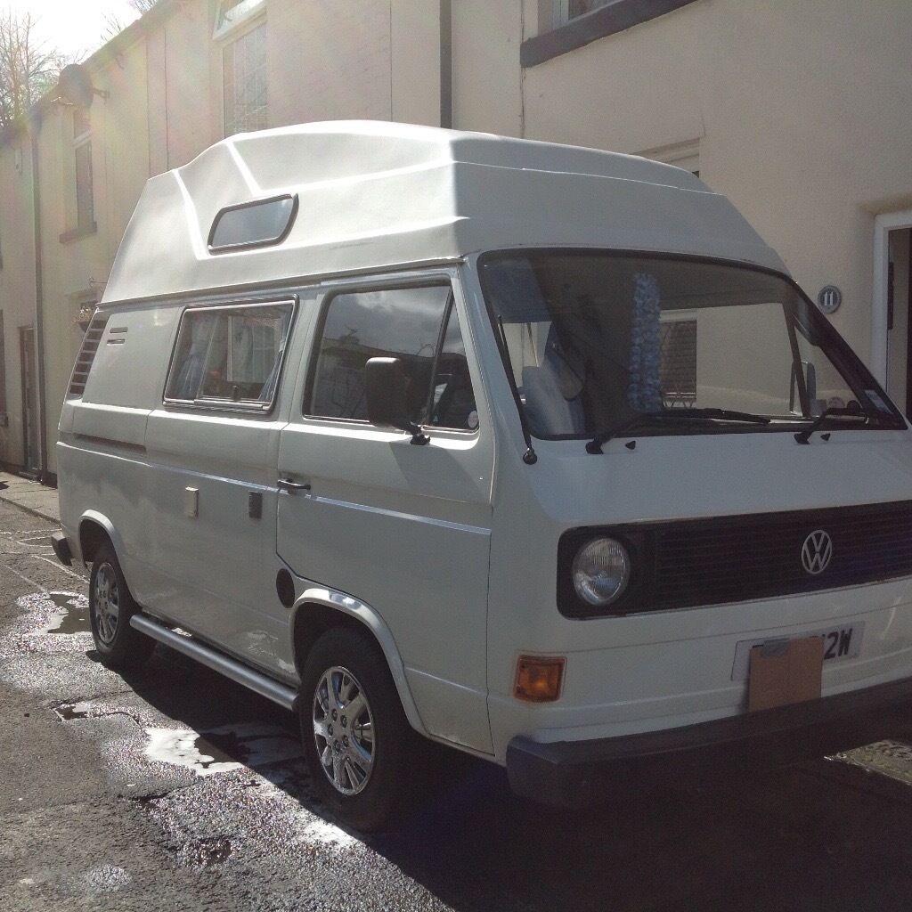 VW T25 Hightop Campervan REDUCED PRICE