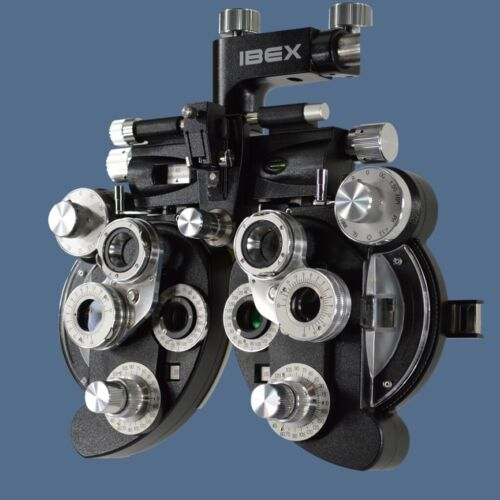 Phoropter IBEX Manual Refractor - Engineered in the USA
