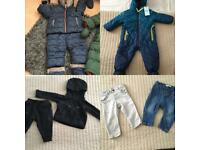 Ted baker Zara. Nike 6-12 month boy clothes
