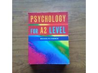 Eysenck, Michael W. - Psychology for A2 Level