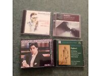 FOur classical cd's