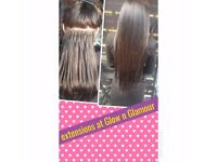 Qualified Hair Extension technician application starts from £60