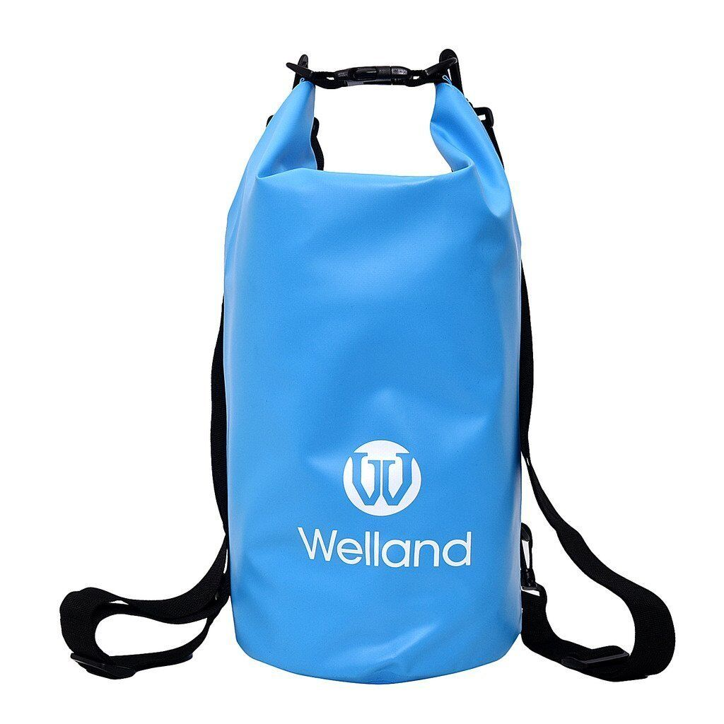 Sports Backpack Hiking Adventure Dry Travel Bag Straps WELLA