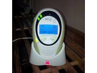BT plus baby monitor , sterlizer & bottle/food warmer