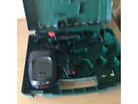 Case and Charger for Bosch PSB 18 LI-2