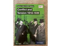 GCSE HISTORY AQA LIKE NEW TEXTBOOK 9-1