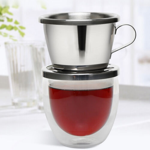 Drip Brewing Pot Coffee Filter Brewer Dripper Cold and Hot C