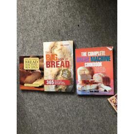 Bread maker books